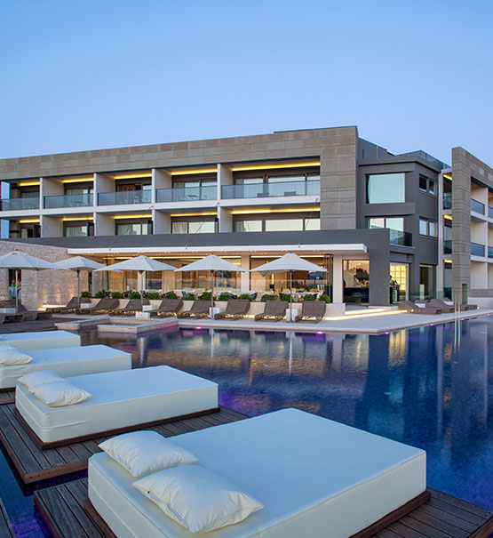 Aqua blu kos island greece top hotel in greece aqua for Small great hotels